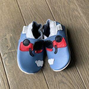 Bobux Tracks Soft Infant Shoes